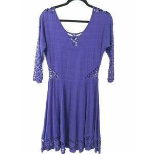 Free People - Cutout Dress